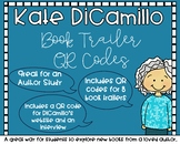 Kate DiCamillo Author Study QR Codes