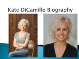 Kate DiCamillo Biography PowerPoint