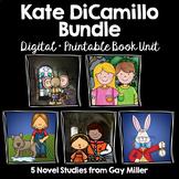 Kate DiCamillo Novel Study Bundle