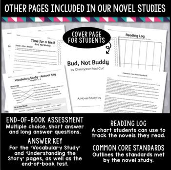 Kate DiCamillo Novel Studies Bundle