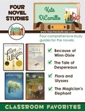 Kate DiCamillo Bundle {Four Novel Studies}