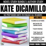 Kate DiCamillo Novel Study Units