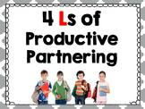 Kate Kinsella 4 Ls Productive Partners English and Spanish