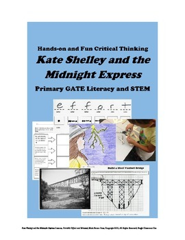Kate Shelley and the Midnight Express READING + STEM Elementary GATE