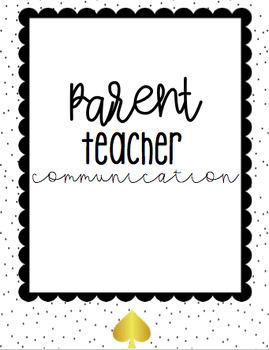 Kate Spade Inspired Teacher Binder Planner