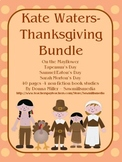 Kate Waters- Thanksgiving Bundle (Four Book Units in One)