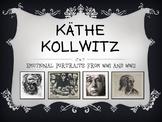 Kathe Kollwitz: Emotional Portraits from WWI and WWII