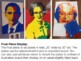 Katherine Johnson Black History Collaborative Lego Mural