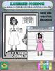 Katherine Johnson (Hidden Figures) Biography Writing Organizer Fun Activity