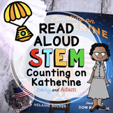 Katherine Johnson Hidden Figures Black History Month READ ALOUD STEM™ Activity