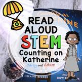 Katherine Johnson Hidden Figures READ ALOUD STEM™ Activity