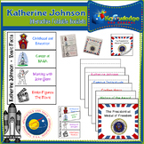 Katherine Johnson Interactive Foldable Booklets - Hidden F