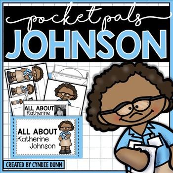 Famous Women Katherine Johnson Pocket Pal