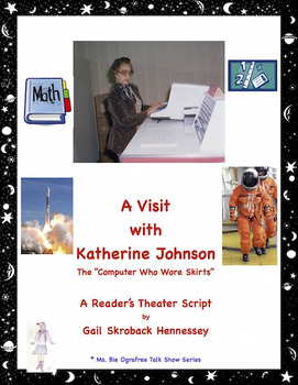 Katherine Johnson: Scientist:The Computer that Wore Skirts(Play)