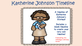Katherine Johnson Timeline