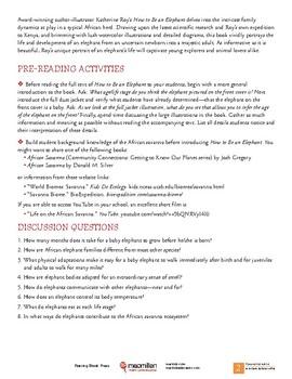 Katherine Roy Common Core Bundled Lesson Plan