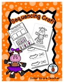 Kathy Cow Dresses Up - Sequencing Reader Mat & Craft Page