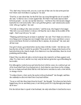 Katie Grey - A Swedish Fairy Tale