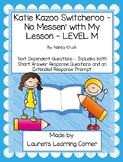 Katie Kazoo - No Messin' with My Lesson - Level M - Text D