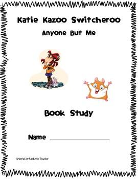 Katie Kazoo Switcheroo Book Club