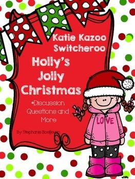 Katie Kazoo Switcheroo Holly's Jolly Christmas