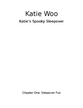 Katie Woo and the Spooky Sleepover