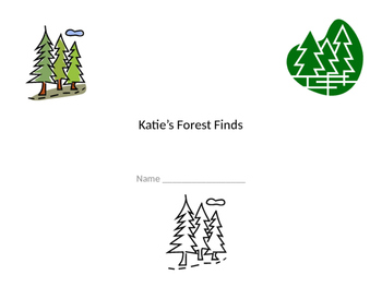 Katie's Forest Finds