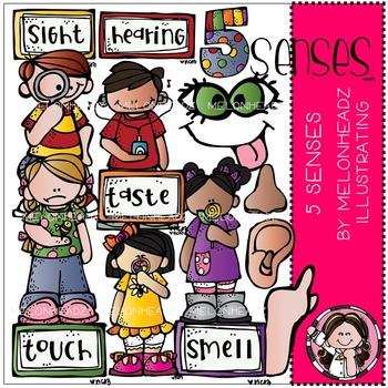 Melonheadz: Katie's 5 senses