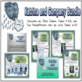 Hurricanes, Statistics, and Graphing: Katrina and Company: Bundle