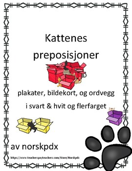 Kattenes preposisjoner