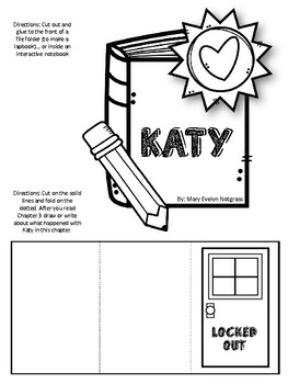 Katy.  By Mary Evelyn  Notgrass.  Lapbook. Interactive Notebook