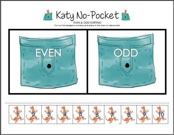 Katy No-Pocket - Even & Odd Sorting