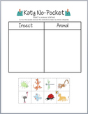 Katy No-Pocket - Insect & Animal Sorting