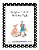 Katy No-Pocket Printable Pack