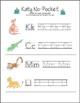 Katy No-Pocket Vocabulary & Writing Packet