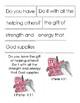 Katy and the Big Snow Bible Verse Printable (I Peter 4.11)