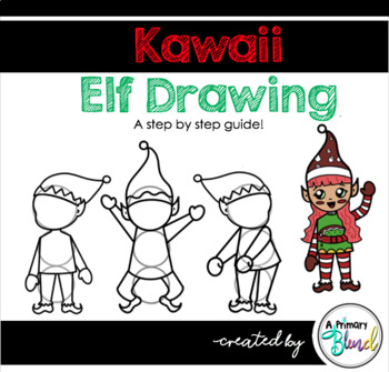 Kawaii Elf Drawing: A Step by Step Guide