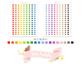 Kawaii Hedgehog Printable Planner Stickers