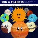 Kawaii Solar System