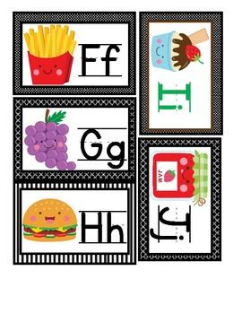 Kawaii Word Wall Letters