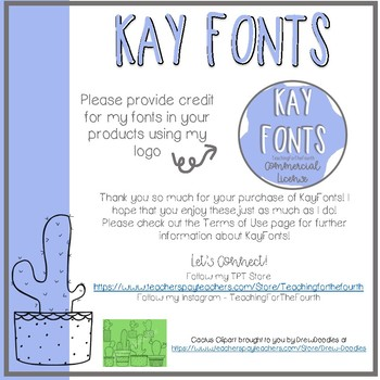 Kay Fonts