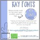 KayFonts Volume 1
