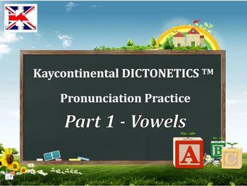 Kaycontinental Pronunciation Practice