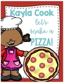 Kayla Cook, Let's make a pizza!