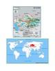 Kazakhstan Map Scavenger Hunt