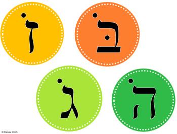 Kazzow! Hebrew Cholam Activity (Swat the Cholam)