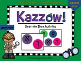 Kazzow! Aleph Bet/ Aleph Beis Hebrew Shva Activity (Swat t