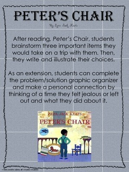 Peter's Chair Problem and Solution with Writing