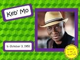 Keb'  Mo: Musician in the Spotlight