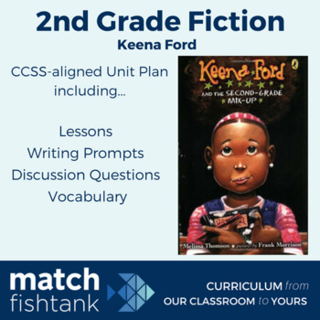 Keena Ford   2nd Grade Fiction   Unit   Lessons